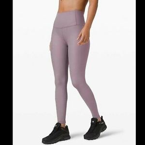 COPY - NWT lululemon zoned in tight 27'